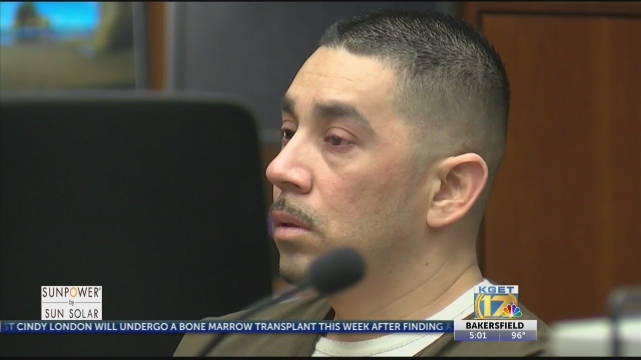Moroyoqui sentenced to 30 years-to-life in prison - YouTube