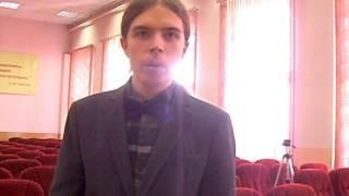 уроки вокала в студии Открытие. Рассказывает Сергей Арчаков, певец и композитор