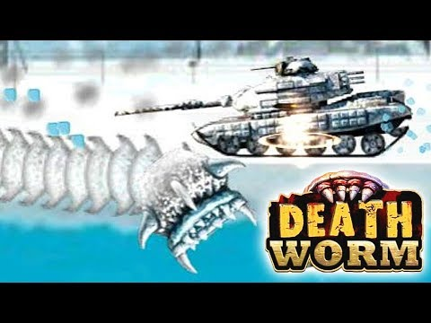 Death Worm - Giant Monster Part 5 - Cool As Hell | Eftsei Gaming