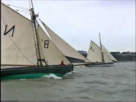 The Bristol Channel Race - Classic Yachts Bristol Channel Pilot Cutters
