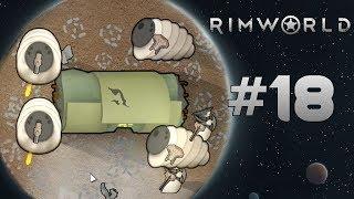 Ciągłe ataki - Zagrajmy w Rimworld (B18) #18