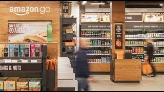 Amazon's Automated Grocery Store Opens to the Public