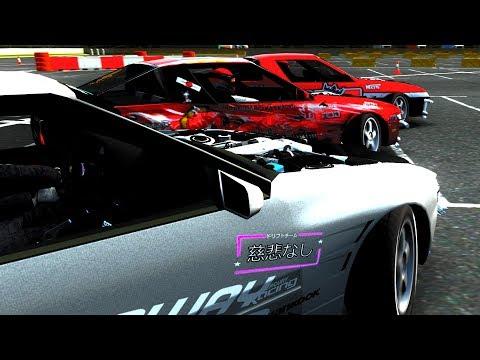 Live for Speed - AMASSANDO A PORTA DOS BR NO DRIFT! (G27 mod)