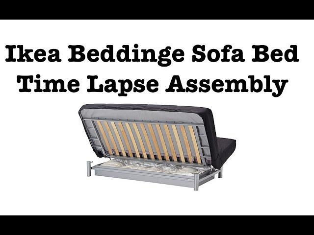 Jaco Sekamp Ikea Sofa Bed Embly Time Lapse