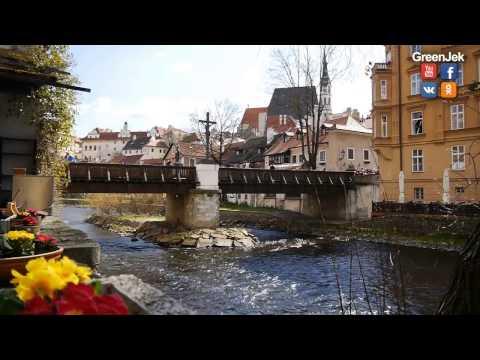 Český Krumlov, Czech Republic - Чески Крумлов, Чехия - Cesky Krumlov, Czechia - Travel Video Guide