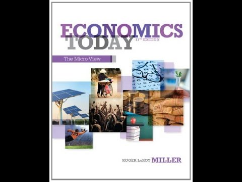 Economics Today The Micro View 17th Edition Pdf
