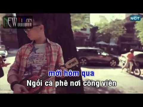 Karaoke Sài Gòn Cà Phê Sữa Đá   sai gon ca phe sua da   Hà Okio   NewTitan    Karaoke Online