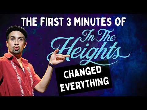 The First 3 Minutes of In the Heights Changed Everything