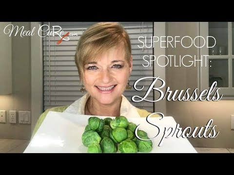 Why are Brussel Sprouts a Superfood? Superfood Spotlight