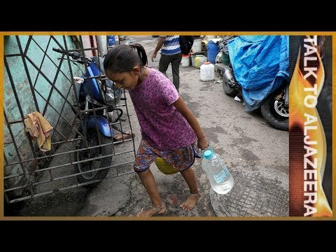 Inside India's water