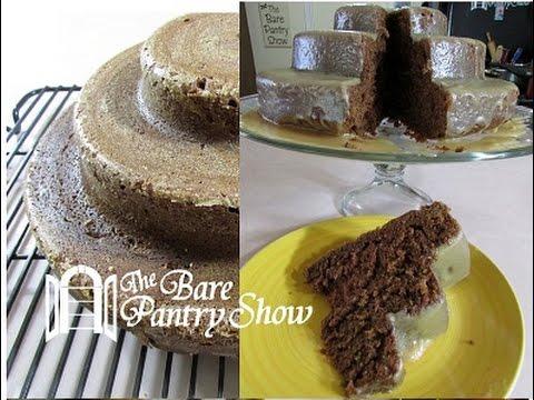 Three Tier Chocolate Cake
