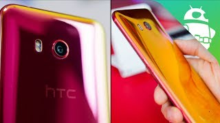 Solar Red HTC U11: Iron Man Edition?