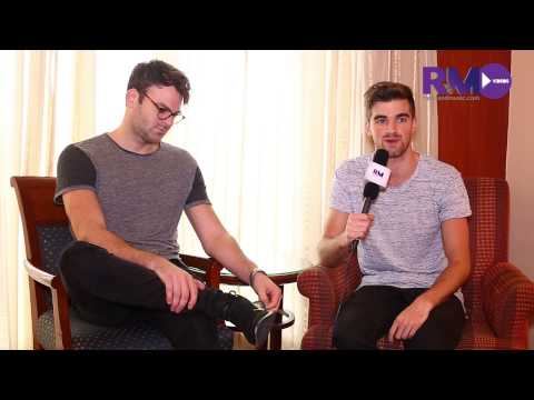 RNM EXCLUSIVE: The Chainsmokers talk India, #Selfie and Priyanka Chopra
