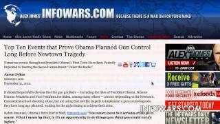 オバマは銃規制を長い間考えていた  機械翻訳(つべの字幕ボタンから)