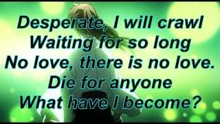 Breaking Benjamin - Diary Of Jane Lyrics [Speed Up]
