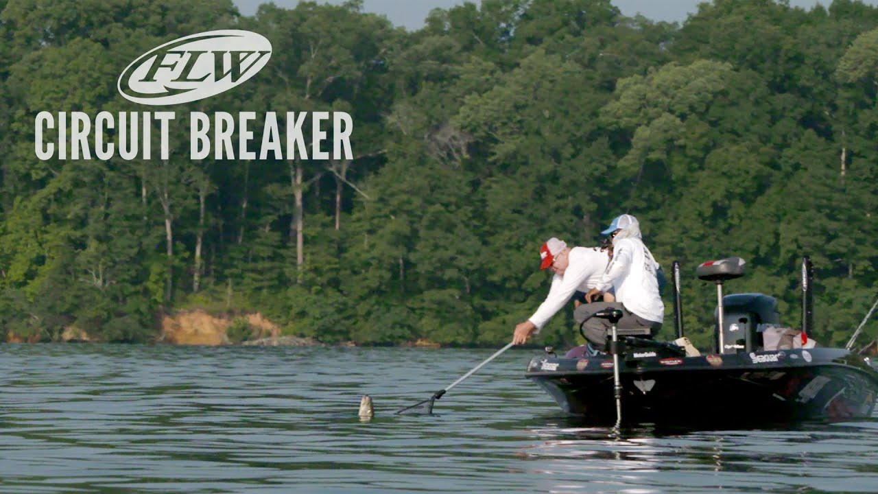 Flw circuit breaker s03e05 lake chickamauga youtube for Lake chickamauga fishing