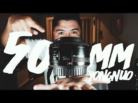 Yongnuo 50mm f1.8 [Dica de Minuto]