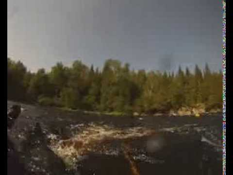 Missinaibi River 2013 - Greenhill Rapids