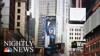 ISIS Threatens New York City in New Propaganda Video | NBC Nightly News(The nearly five minute video congratulates the Islamic State for the deadly Paris attacks and ends with a chilling montage of Times Square, suggesting New York ..., 2015-11-19T01:14:28.000Z)
