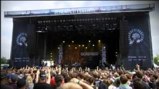 Skindred - live at Serengeti Festival 2013 (Full set HQ)