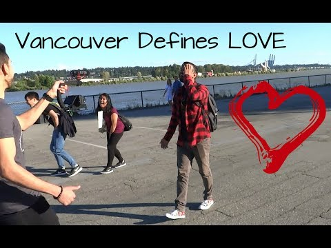 VANCOUVER DEFINES LOVE