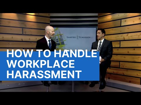 Employment Hour in 30: The Employment Law Show S3 E3 – How to Handle Workplace Harassment
