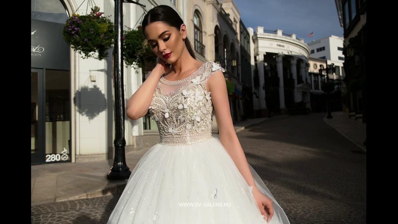 e33d8bc2a99 Свадебные платья Pollardi коллекция Hollywood 2018. Свадебный салон Валенсия