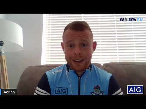 New Dublin Senior Camogie manager Adrian O'Sullivan chats to DubsTV