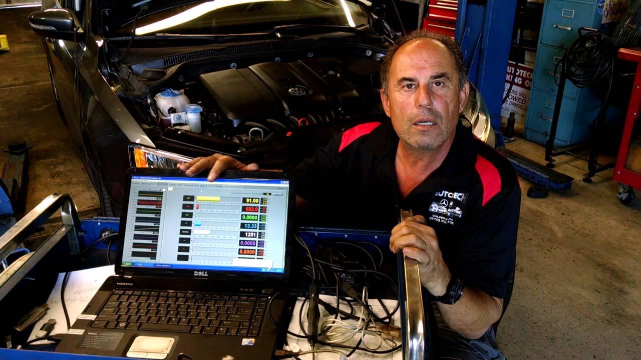 toughness meet drivability technician