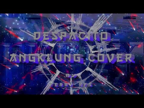 despacito cover angklung (non vocal)