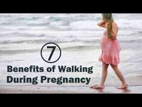 7 Benefits of Walking During Pregnancy