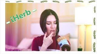 ЗАКАЗ С iHERB: уход за лицом, витамины, бюджетная косметика - Видео от Miss Chris