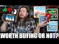5 GOOD Nintendo Switch Games *UNDER $5* & 5 To AVOID!