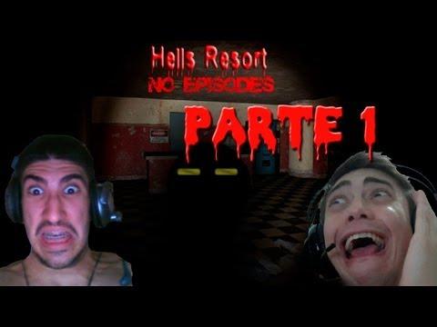 Hell's Resort - COOP - Estadia no inferno - Parte 1