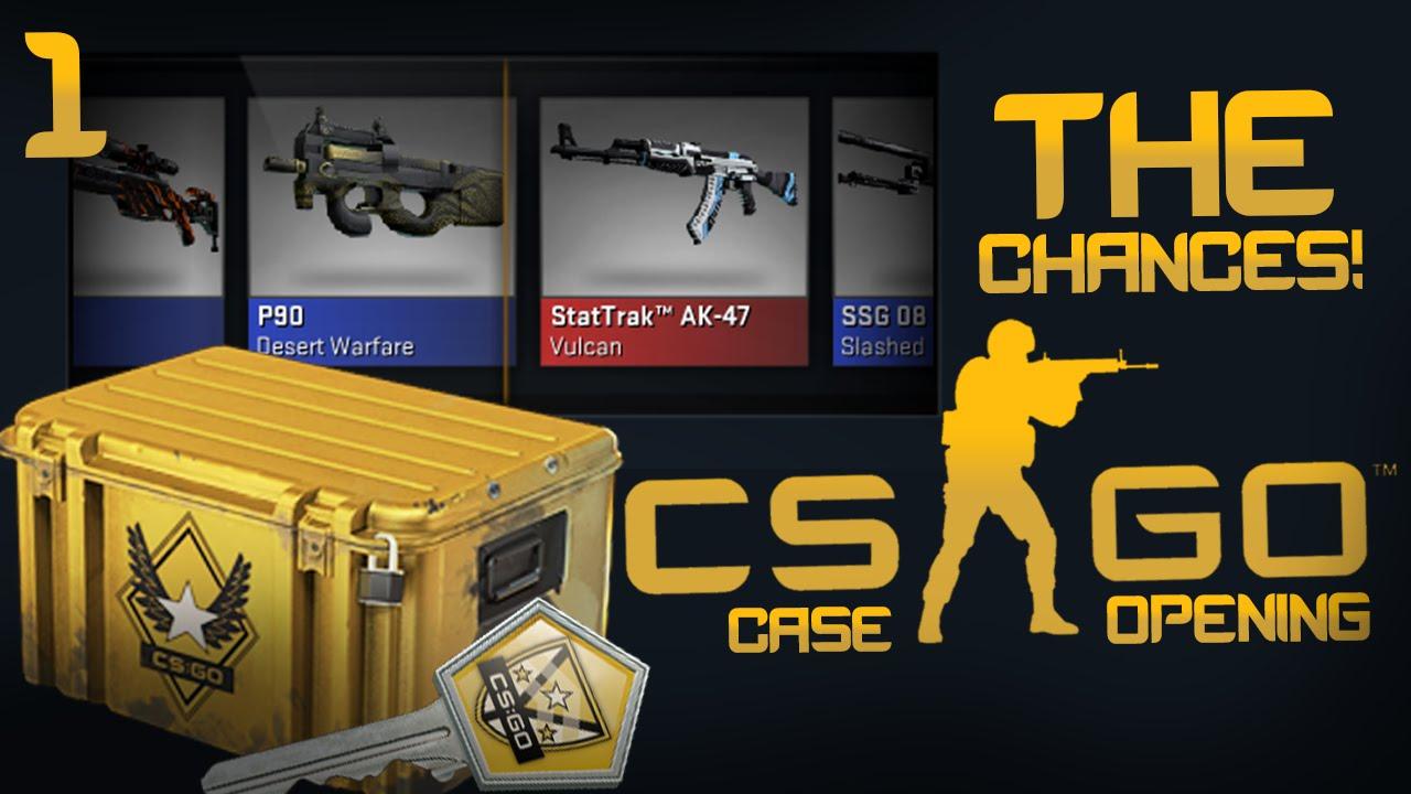 Cs Go Case Chances