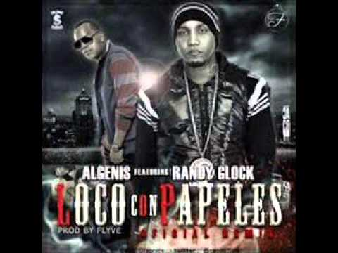 Algenis Drug Lord Ft Randy Glock - Loco Con Papeles (WWW.ELGENERO.COM) 2013 Travel Video