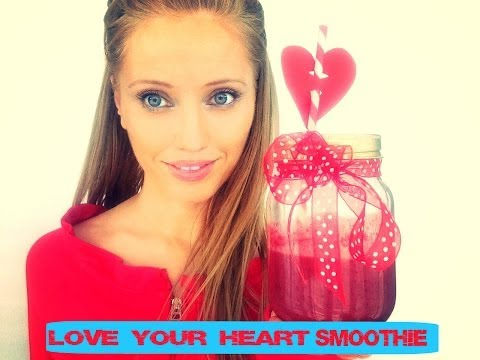 Healthy Smoothie -   ♥ The Love your Heart Smoothie ♥