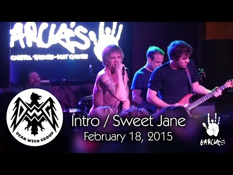 Dean Ween Group: Intro / Sweet Jane [HD] 2015-02-18 - Port C