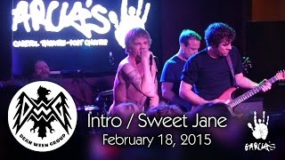 Dean Ween Group: Intro / Sweet Jane [HD] 2015-02-18 - Port Chester, NY