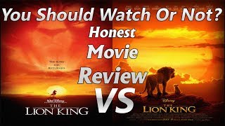 The Lion King (2019) Movie Review|In Hindi|Movies Addict