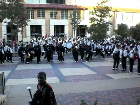 "Texas Tech Band - ""Matador Song"" & dismissal - YouTube"