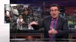 คืนความสุข 2 John Oliver on the Thai coup