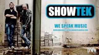 SHOWTEK We Speak Music - Full version! ANALOGUE PLAYERS IN A DIGITAL WORLD