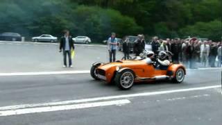 Circuit des Essarts 16/04/2011 Seven 1100