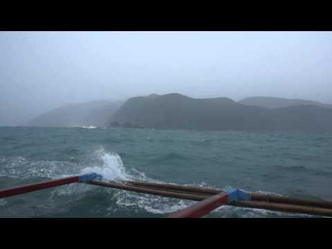 The boatride from Dilasag Aurora to Palanan Isabelq