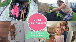 Läusealarm |Leni hat ein dickes Auge |Familien-VLOG |Kathi´s Daily Life