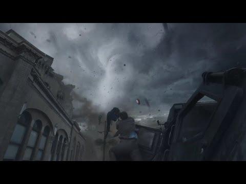 폭풍 속으로  INTO THE STORM  2차 공식 예고편 (한국어 CC)