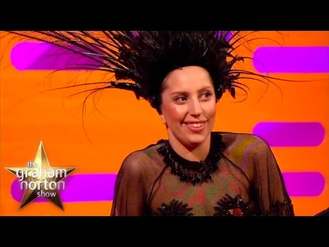 Lady Gaga Gets Her Bum Out - The Graham Norton Show