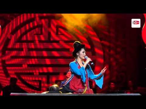 Hồng Nhung - Ngẫu hứng sông hồng 2D Live (Bài hát yêu thích Tháng 9)