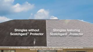 Malarkey Roofing Products Feature Scotchgard™ Protector Granules video thumbnail